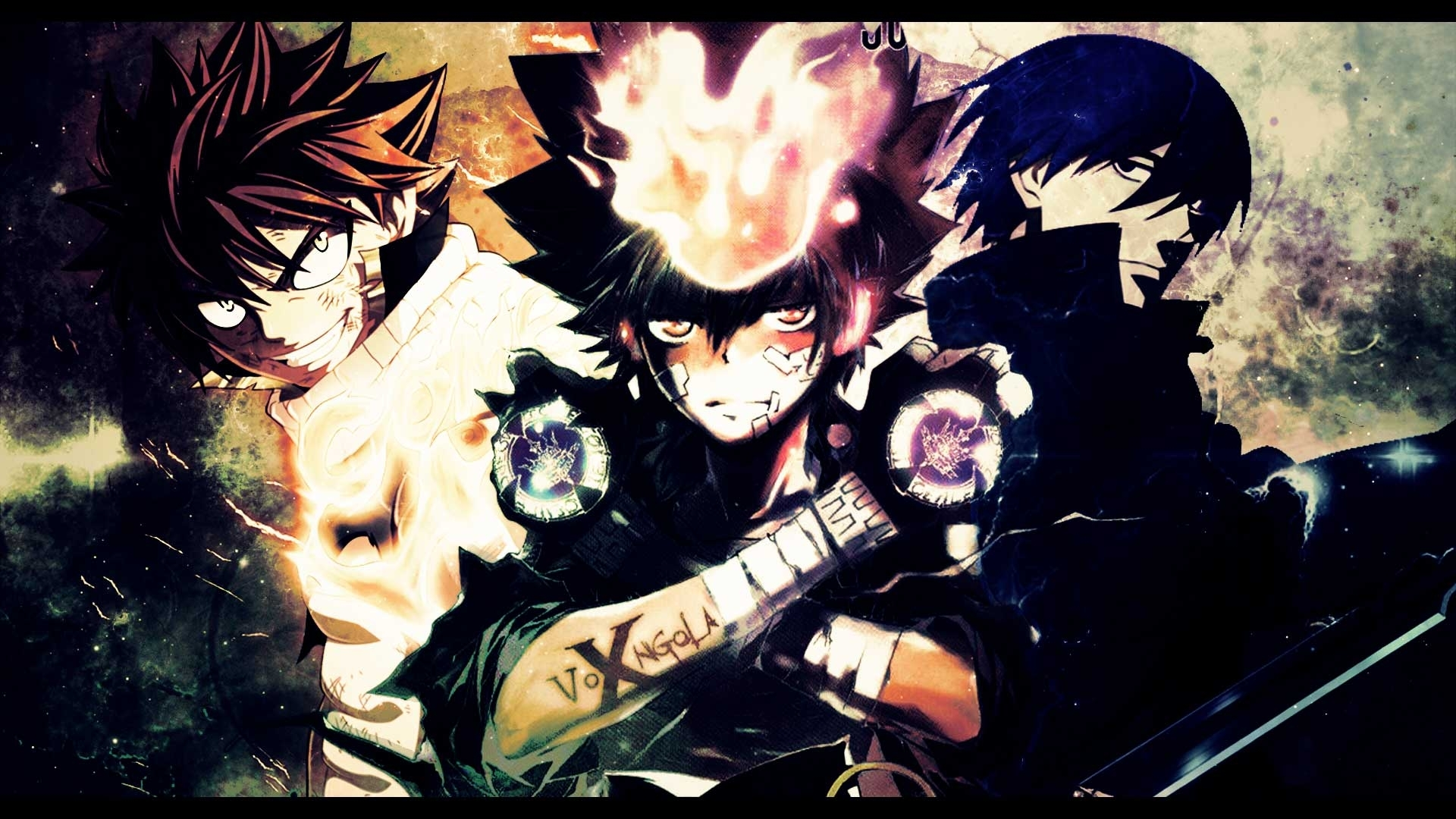 10 New Fairy Tail Background 1920X1080 FULL HD 1920×1080 For PC Background 2020