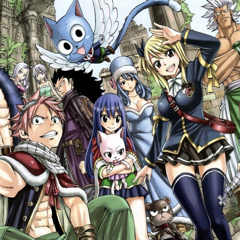 10 Most Popular Fairy Tail Pc Wallpaper FULL HD 1080p For PC Background 2018 free download fairy tail wallpaper group 10 000 fonds decran hd gratuits et 800x800