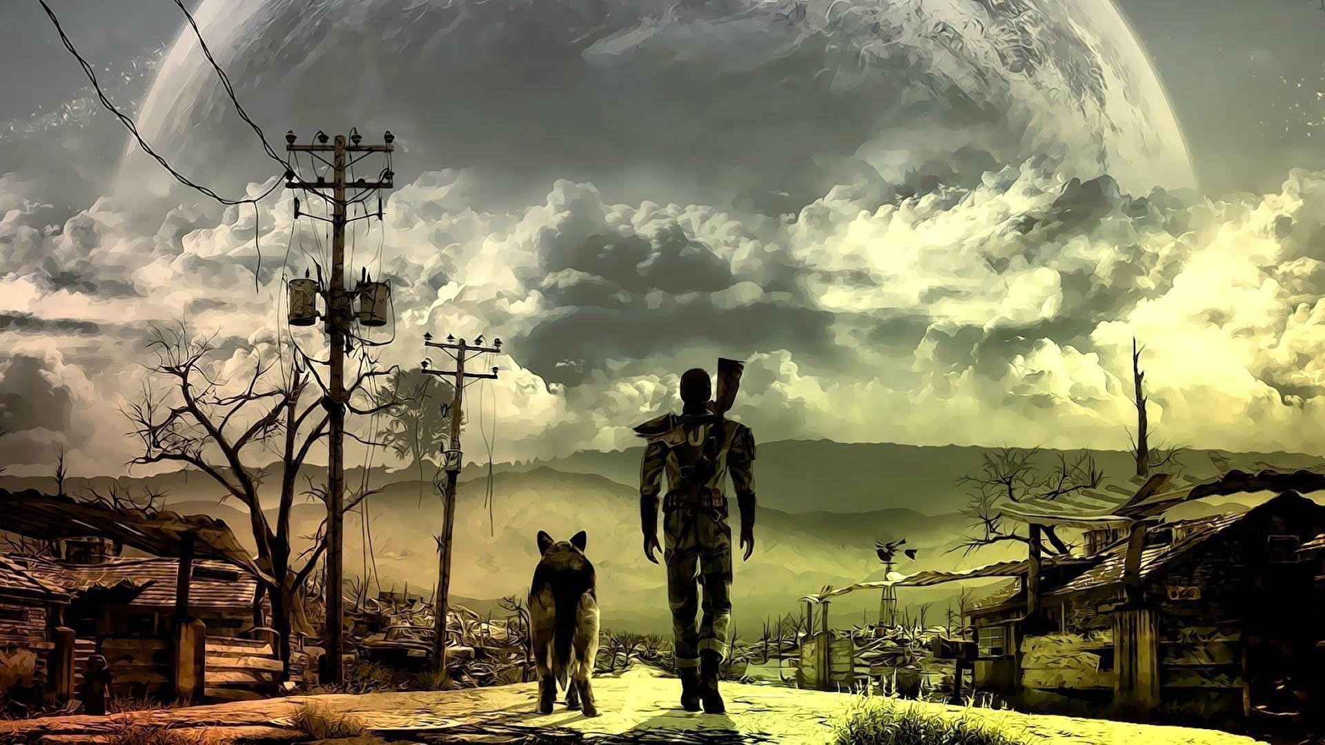 fallout 3 desktop backgrounds - wallpaper cave