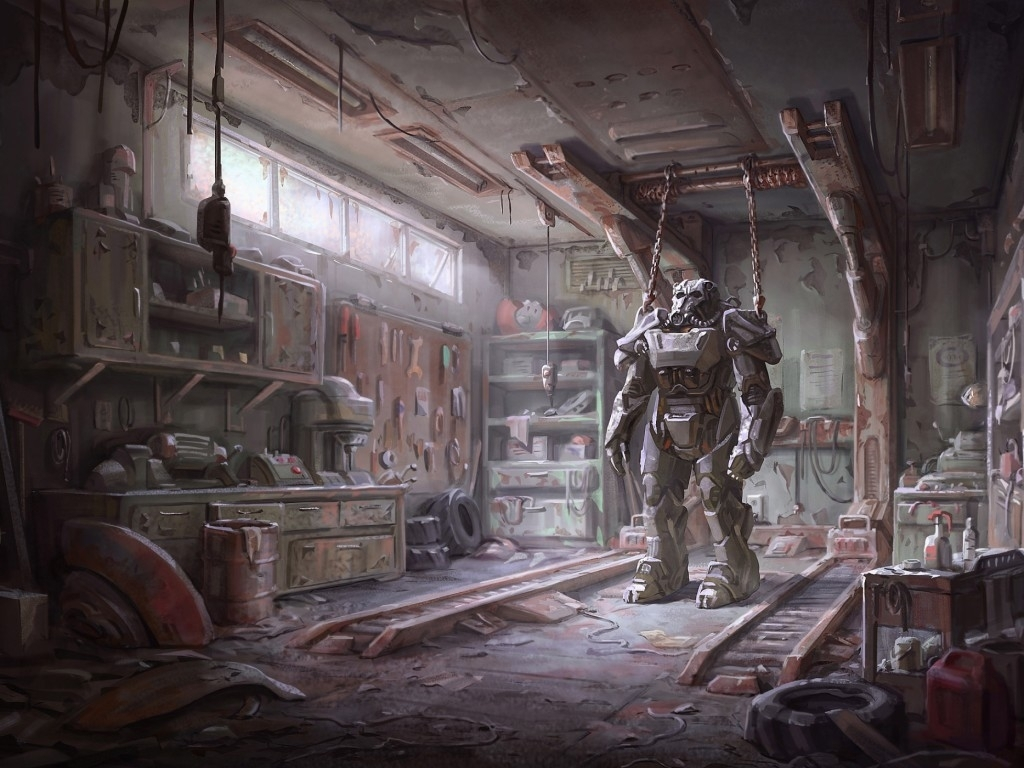 fallout 4 hd wallpaper #3639