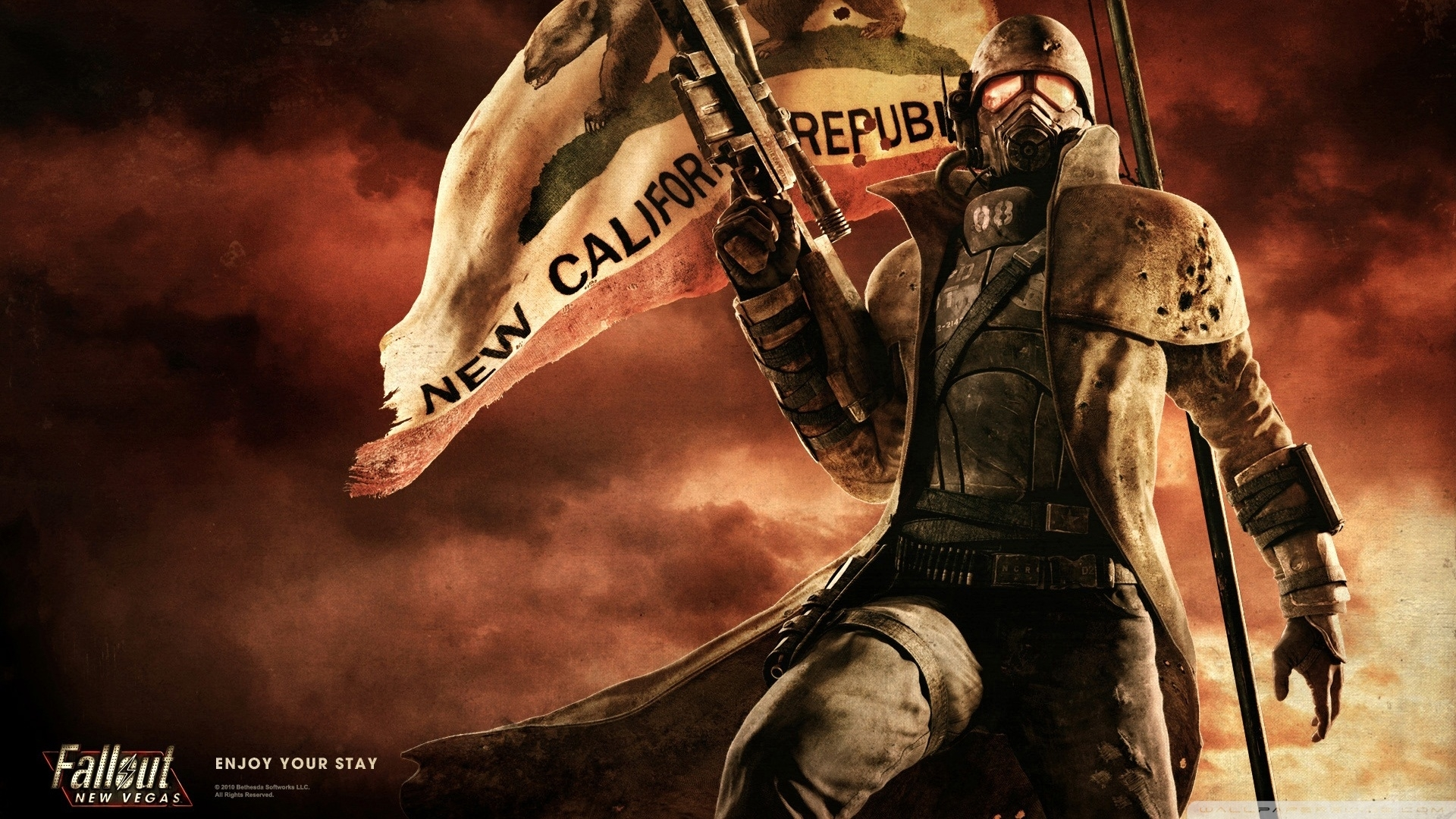 10 Latest New Vegas Wallpaper 1920X1080 FULL HD 1920×1080 For PC Desktop