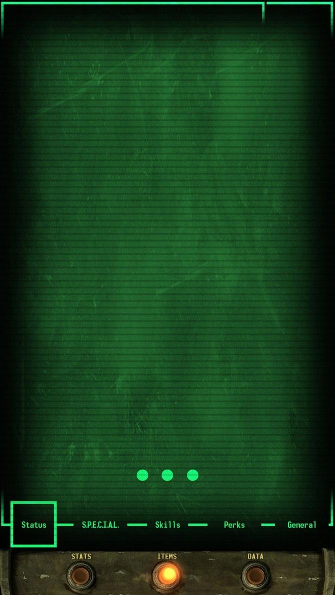 fallout pipboy lg-g3 backgroundcc-catastr0phe on deviantart
