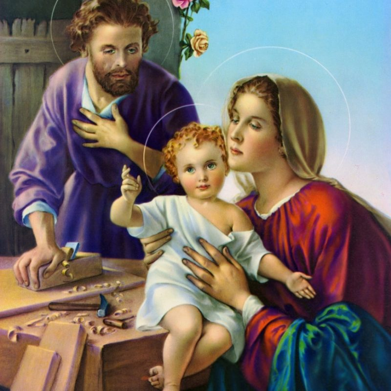 10 Top Images Of The Holy Family FULL HD 1080p For PC Background 2021 free download family 800x800