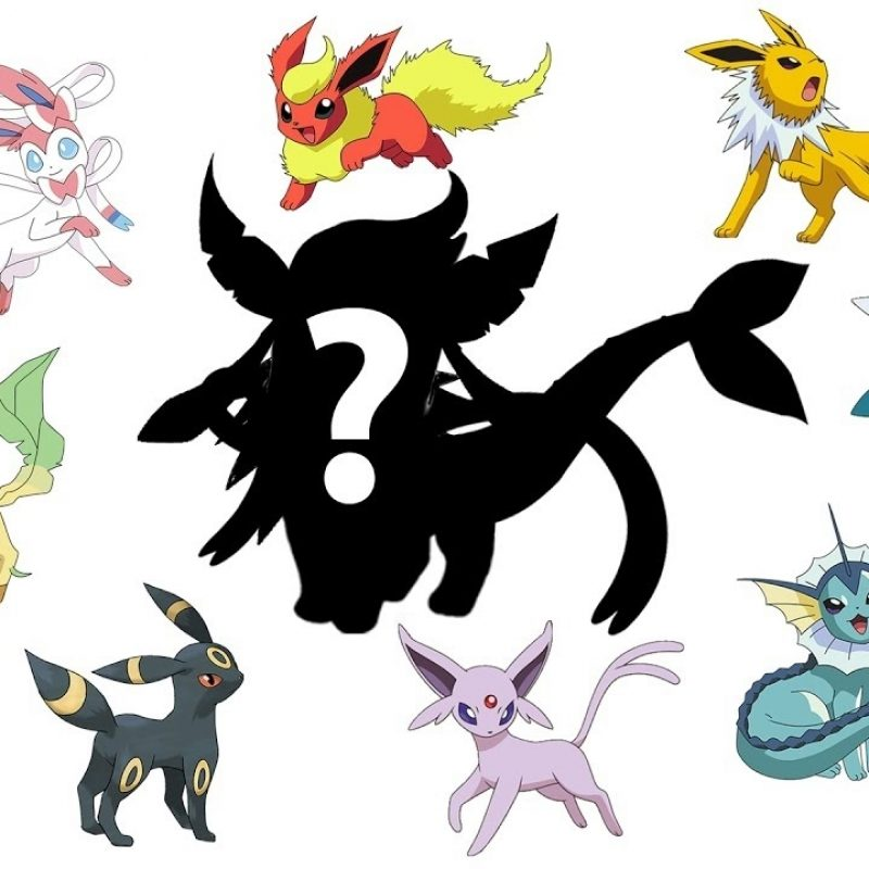 10 Best Pictures Of Eevee Evolutions FULL HD 1920×1080 For PC Desktop 2020 free download fan requests 7 all eevee evolutions in one fusion style 1 800x800