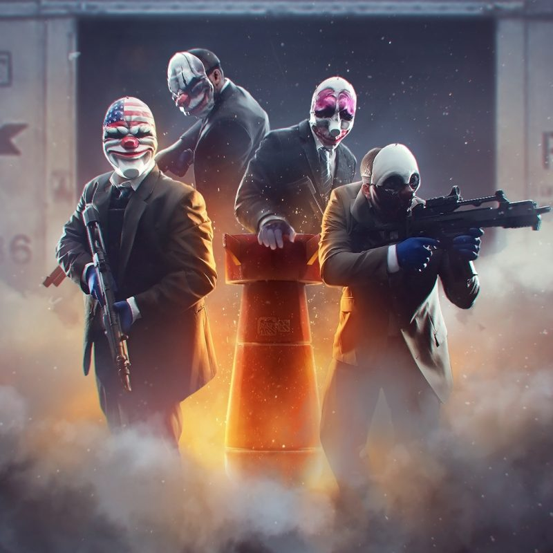 10 New Payday 2 Wallpaper 1080P FULL HD 1920×1080 For PC Desktop 2021 free download fan service overkill software 800x800