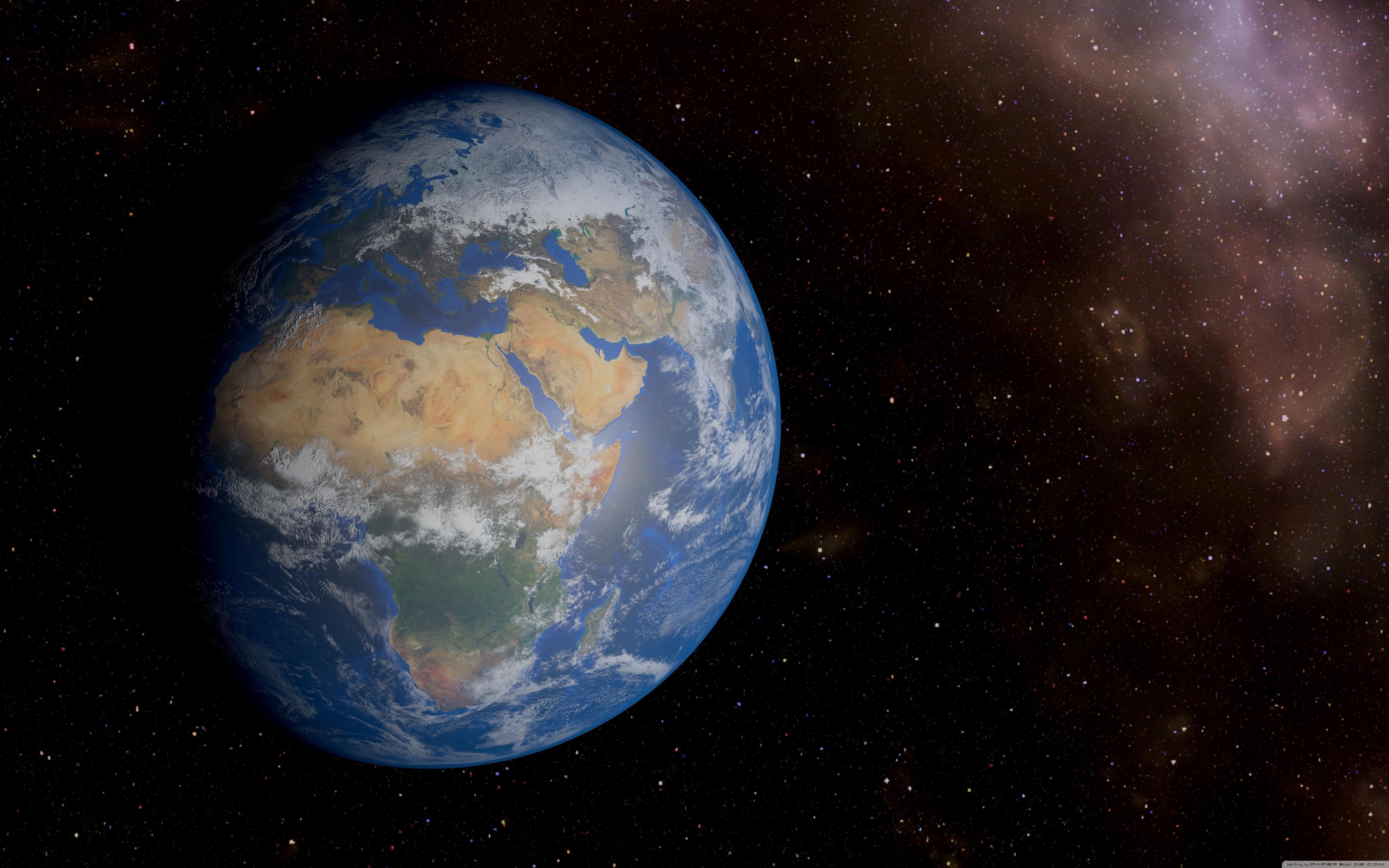 fantastic space view of earth in 8k resolution ❤ 4k hd desktop