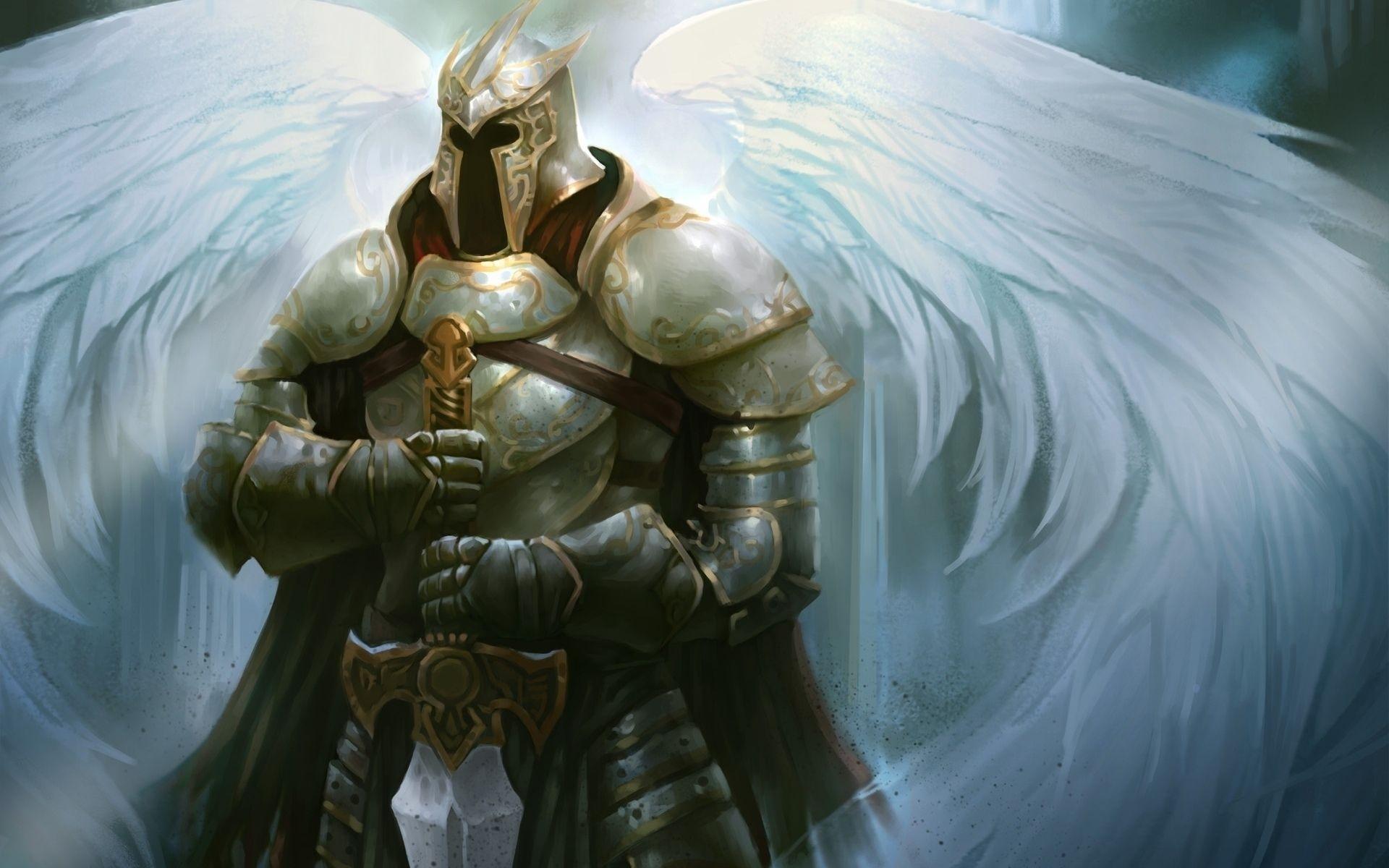 fantasy - angel warrior wallpaper | angel | pinterest | angel