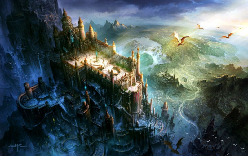10 New Fantasy Castle Landscape Backgrounds FULL HD 1920×1080 For PC Background 2018 free download fantasy castle landscape wallpaper wallpapers style 800x503