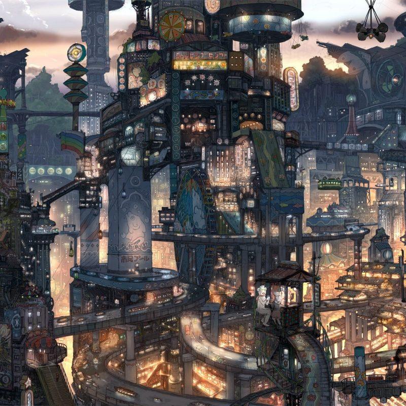 10 Top Fantasy City Wallpaper Hd FULL HD 1920×1080 For PC Background 2021 free download fantasy city e29da4 4k hd desktop wallpaper for 4k ultra hd tv e280a2 tablet 1 800x800