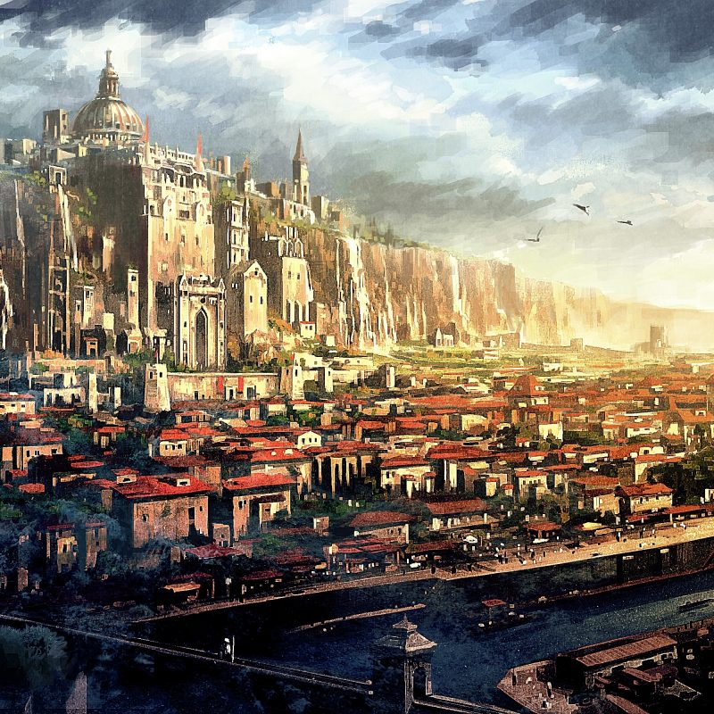 10 Latest Fantasy City Wallpaper 1920X1080 FULL HD 1080p For PC Background 2020 free download fantasy city wallpapers pictures images 800x800