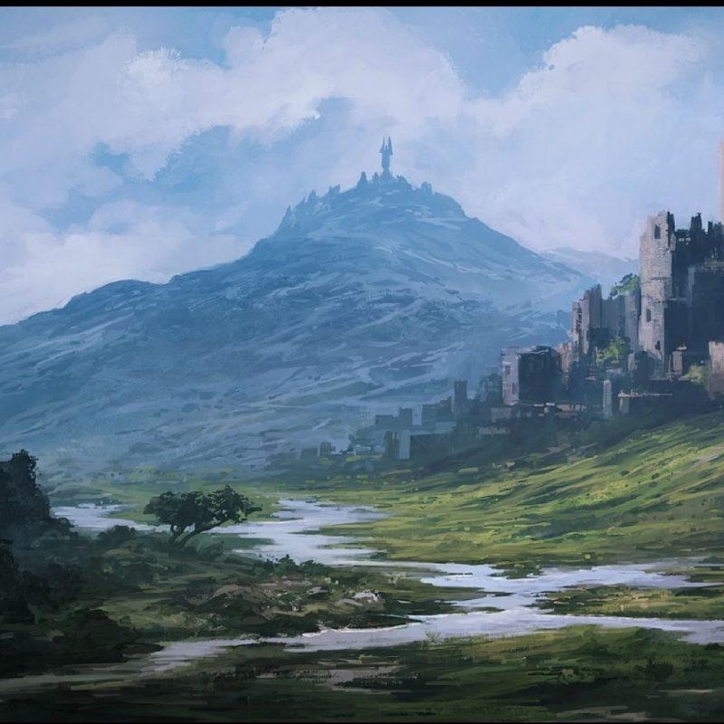 10 Latest Fantasy Landscape Wallpaper 1920X1080 FULL HD 1080p For PC Background 2021 free download fantasy landscape art artwork nature wallpaper 1920x1080 667224 800x800