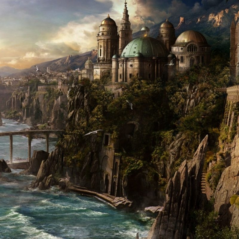 10 Top Fantasy City Wallpaper Hd FULL HD 1920×1080 For PC Background 2021 free download fantasy medieval city fantasy city wallpaper fantasy places 800x800