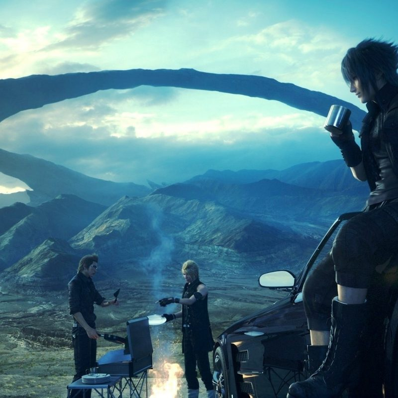 10 Most Popular Final Fantasy 15 Wallpaper Hd FULL HD 1080p For PC Background 2020 free download fantasy xv decouvrez les premieres voix francaises 800x800