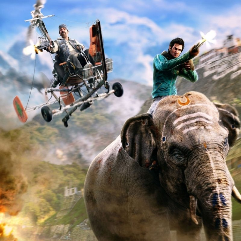 10 New Far Cry 4 Hd Wallpapers FULL HD 1080p For PC Background 2018 free download far cry 4 elephant hd wallpaper 738 800x800