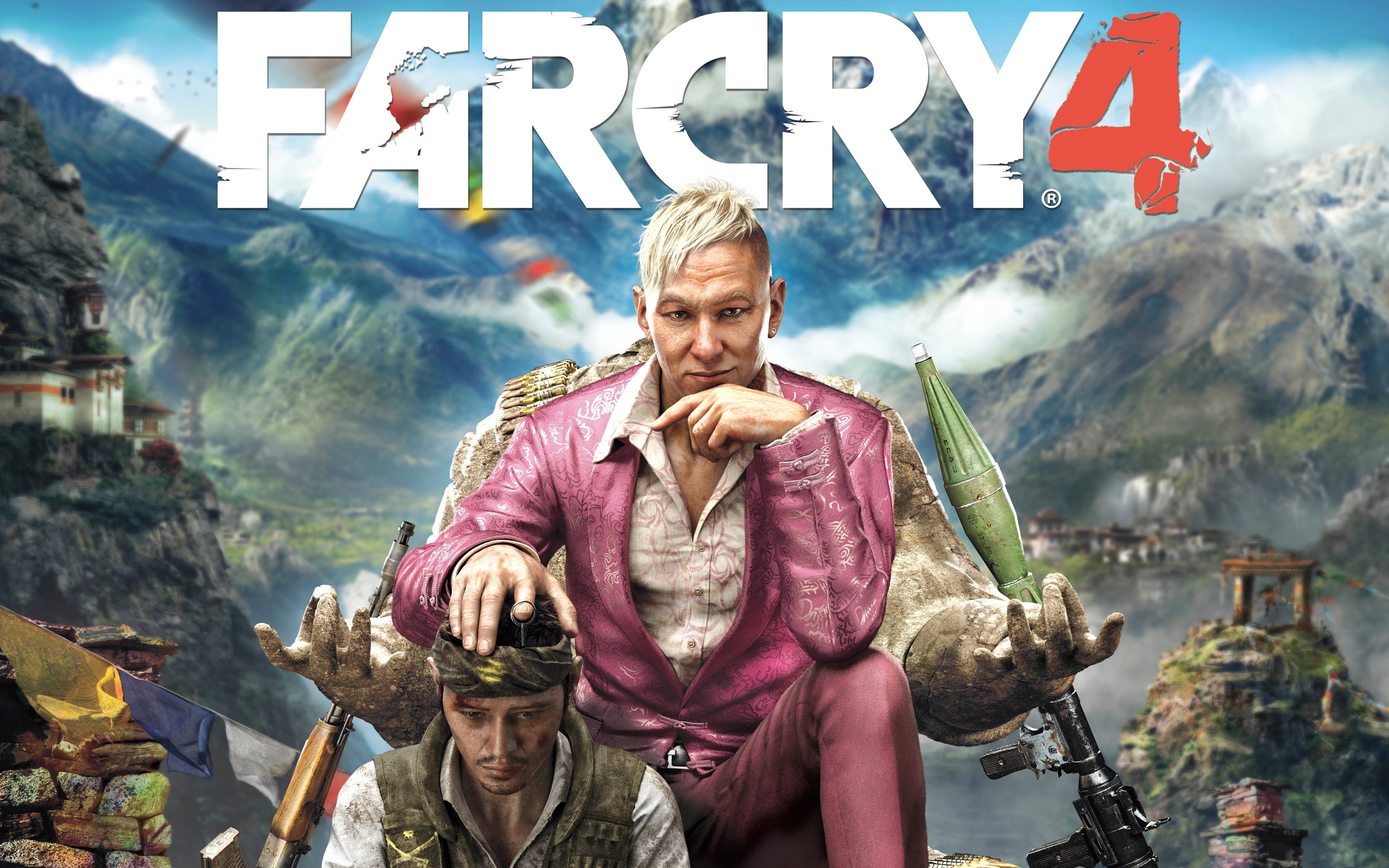 far cry 4 game wallpapers | hd wallpapers | id #13508