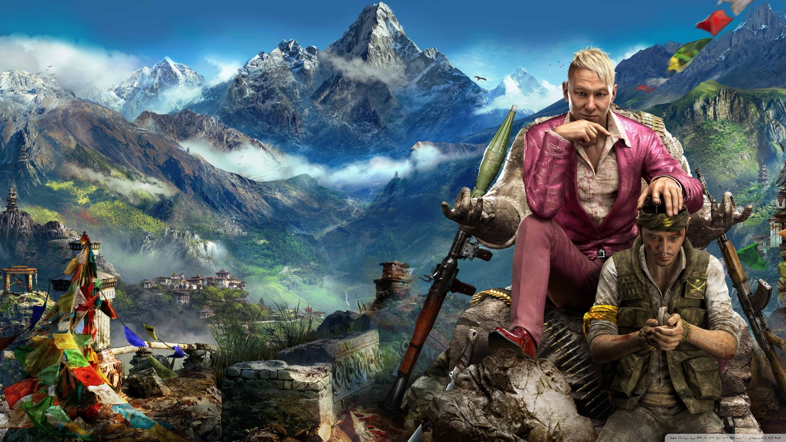 far cry 4 himalaya ❤ 4k hd desktop wallpaper for 4k ultra hd tv