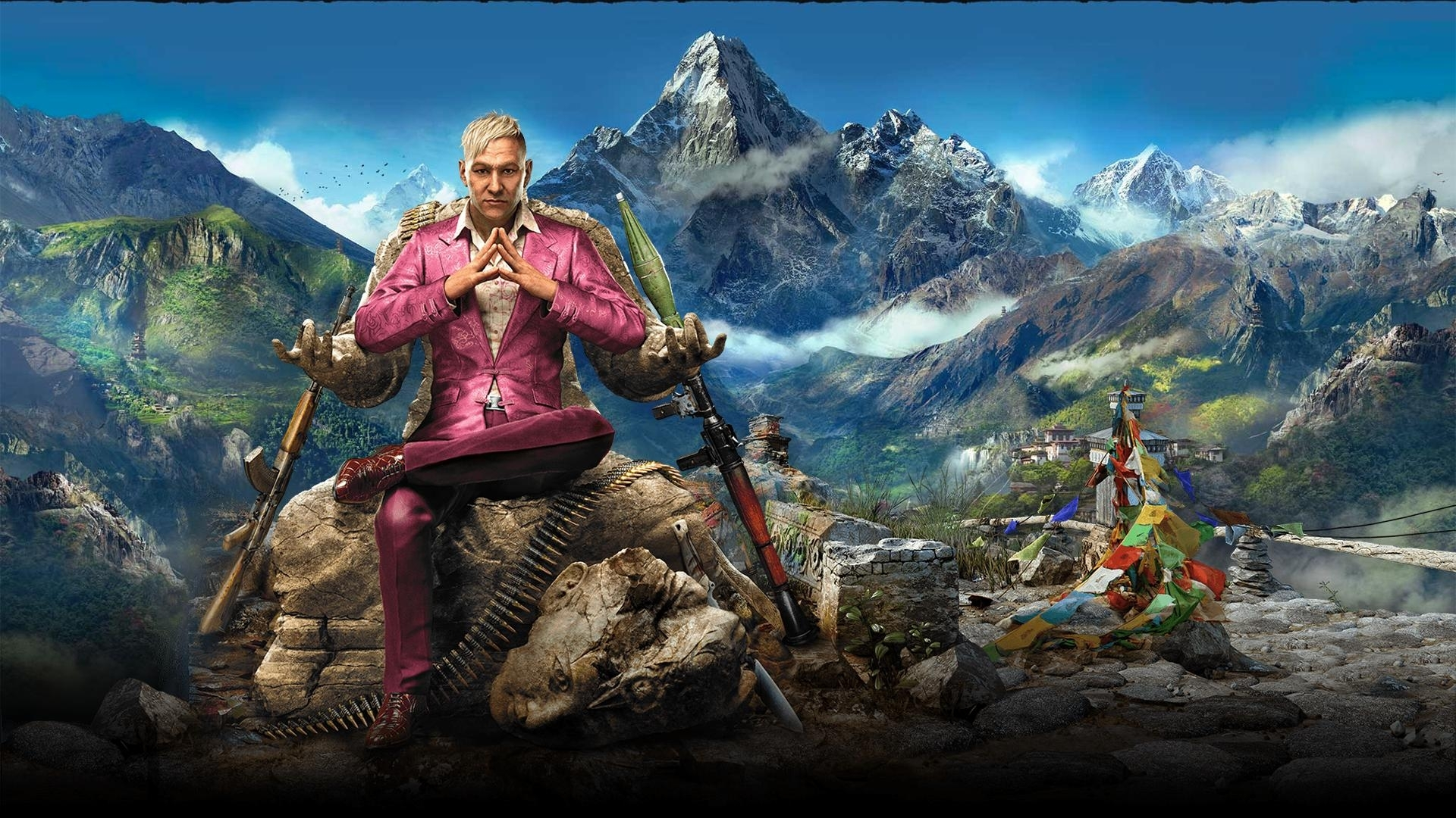 far cry 4 pagan min desktop wallpaper