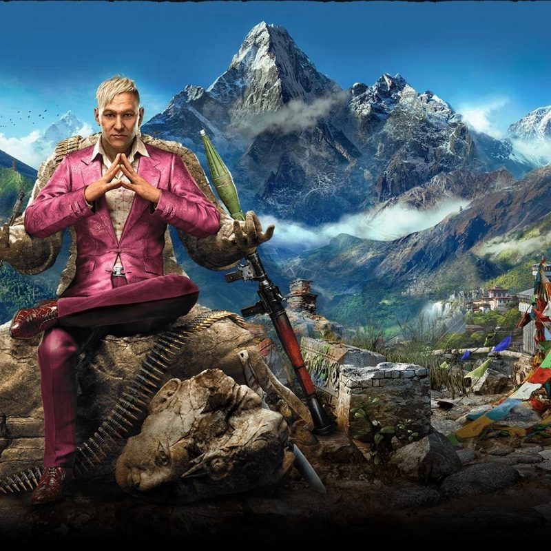 10 Top Far Cry 4 Wallpaper 1920X1080 FULL HD 1080p For PC Background 2020 free download far cry 4 pagan min desktop wallpaper 800x800