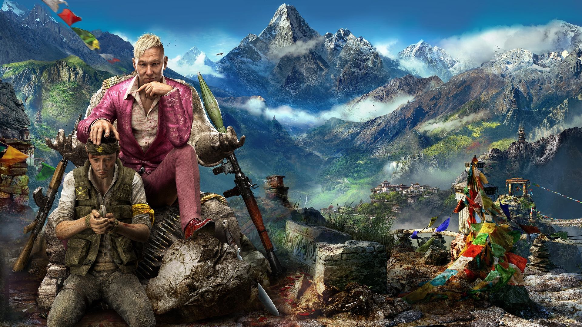 far cry 4 wallpapers, pictures, images