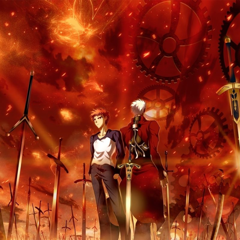 10 Best Fate/stay Night Unlimited Blade Works Wallpaper FULL HD 1080p For PC Desktop 2018 free download fate stay night 4 wallpaper anime wallpapers 42797 800x800