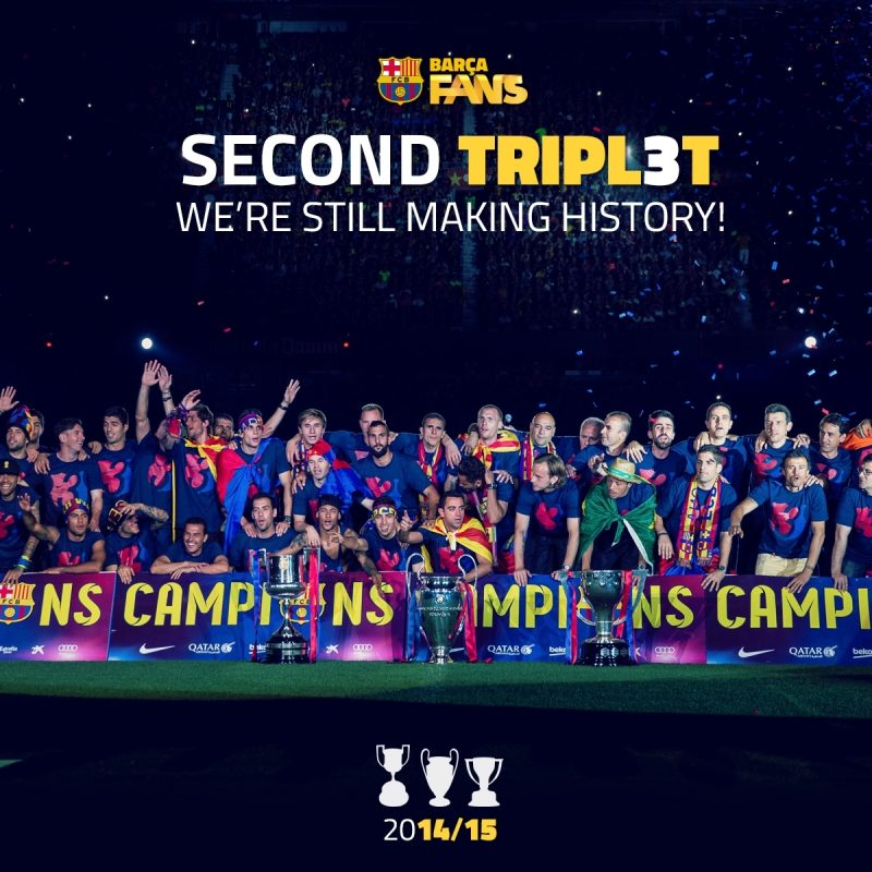 10 New Fc Barcelona Wallpaper 2015 FULL HD 1080p For PC Background 2020 free download fc barcelona 2014 2015 winners uefa champions league wallpapers 1 800x800