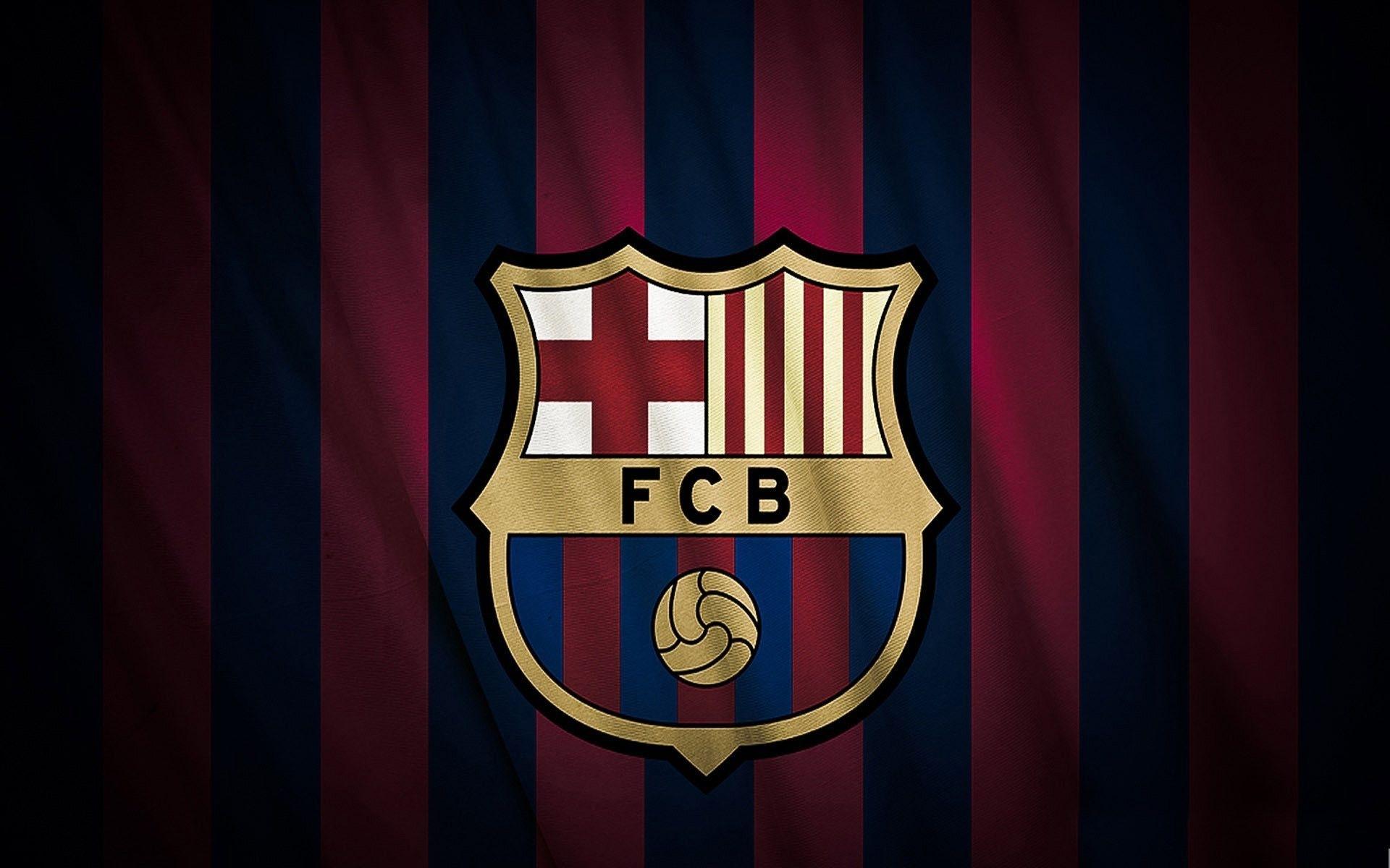 fc barcelona logo 2014 wallpaper wide or hd | sports wallpapers