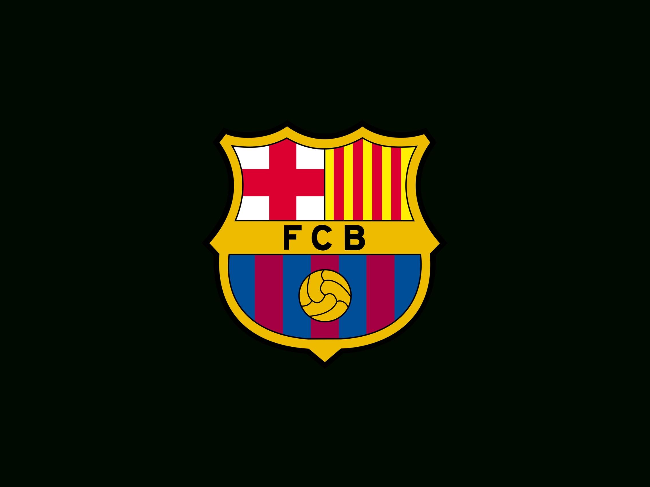 fc barcelona logo | logok