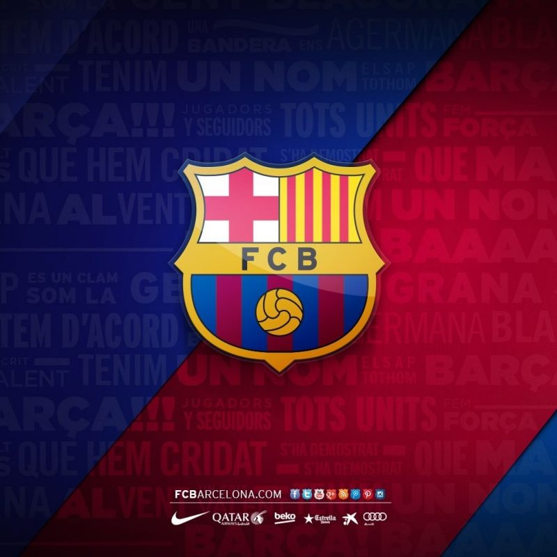 10 Most Popular Futbol Club Barcelona Wallpapers FULL HD 1080p For PC Background 2018 free download fcb crest 02 wallpaper fc barcelona soccer pinterest 800x800