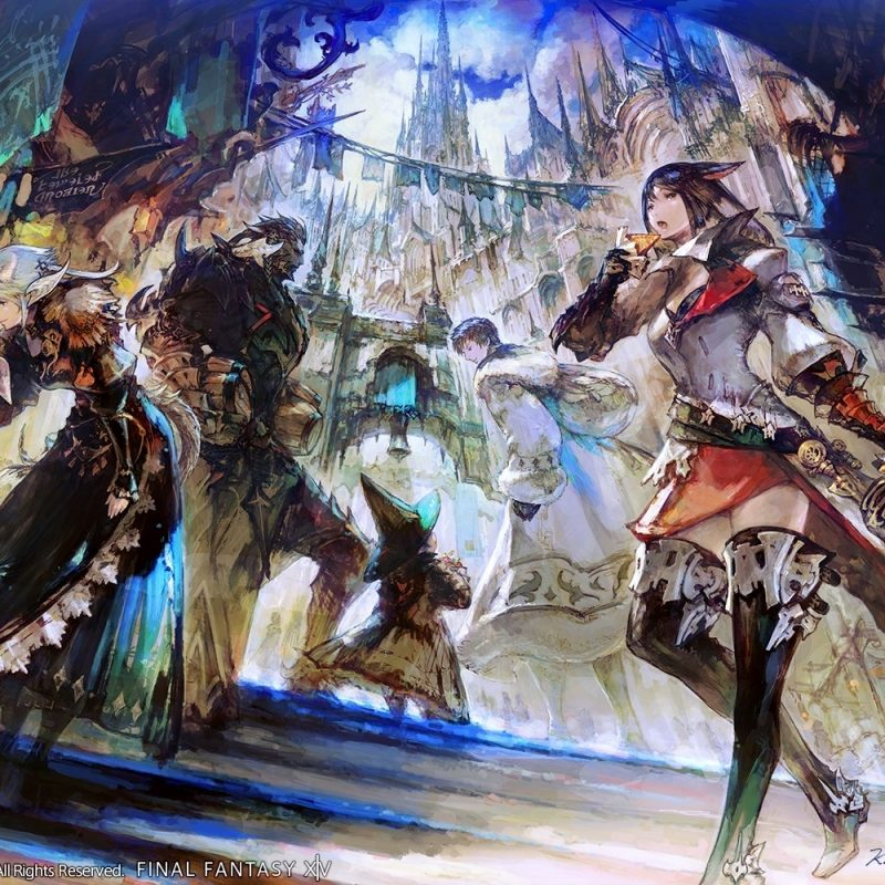 10 New Final Fantasy 14 Backgrounds FULL HD 1920×1080 For PC Desktop 2018 free download ffxiv wallpapers official fan ffxiv 1 800x800