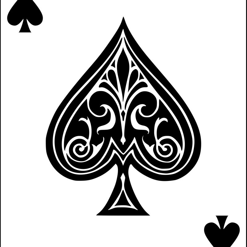 10 New Ace Of Spade Image FULL HD 1920×1080 For PC Background 2018 free download fileace of spades svg wikimedia commons 800x800