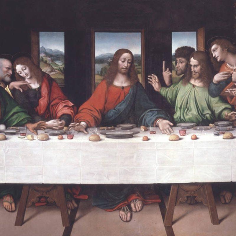 10 Most Popular Last Supper Images Original Picture FULL HD 1920×1080 For PC Desktop 2021 free download filegiampietrino last supper ca 1520 wikimedia commons 800x800