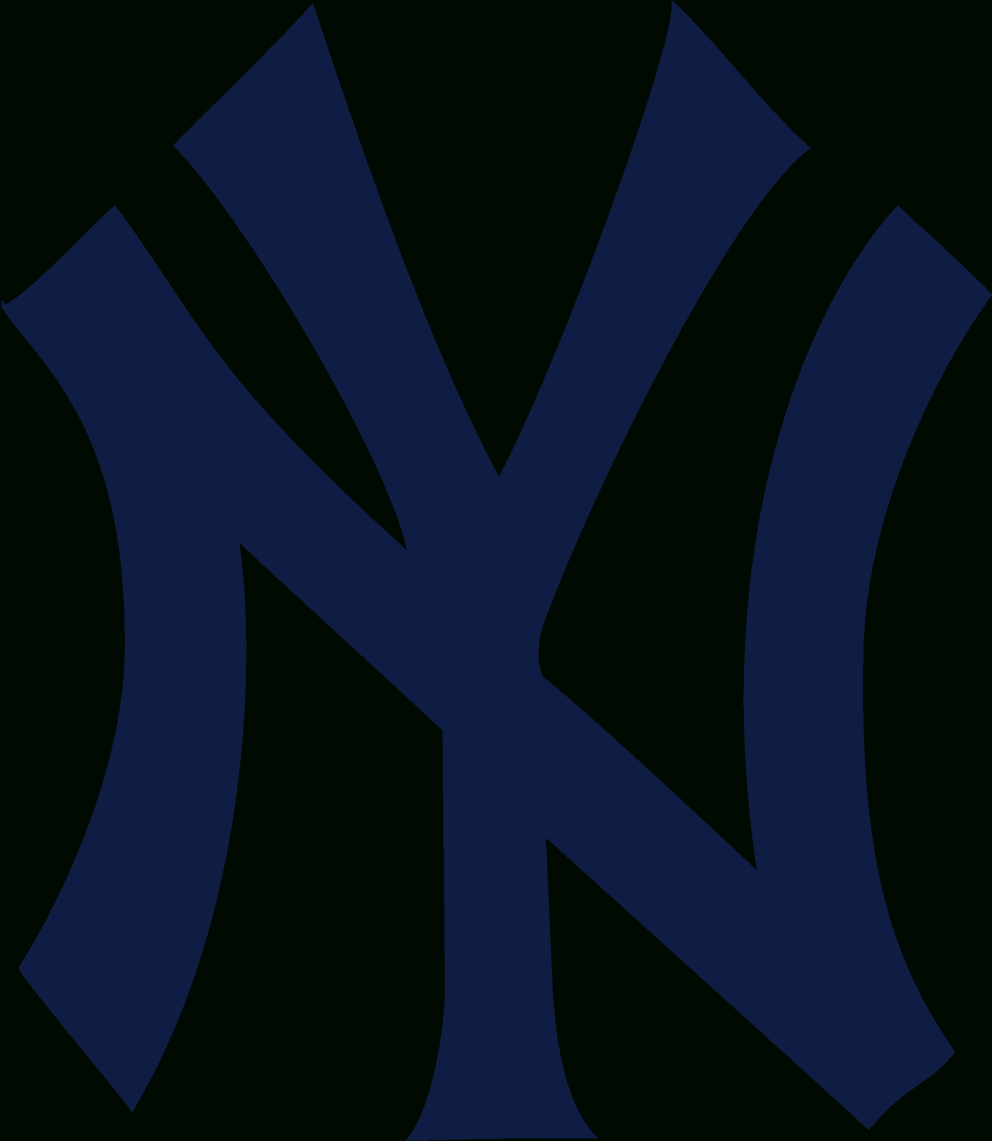 file:yankees logo.svg - wikimedia commons