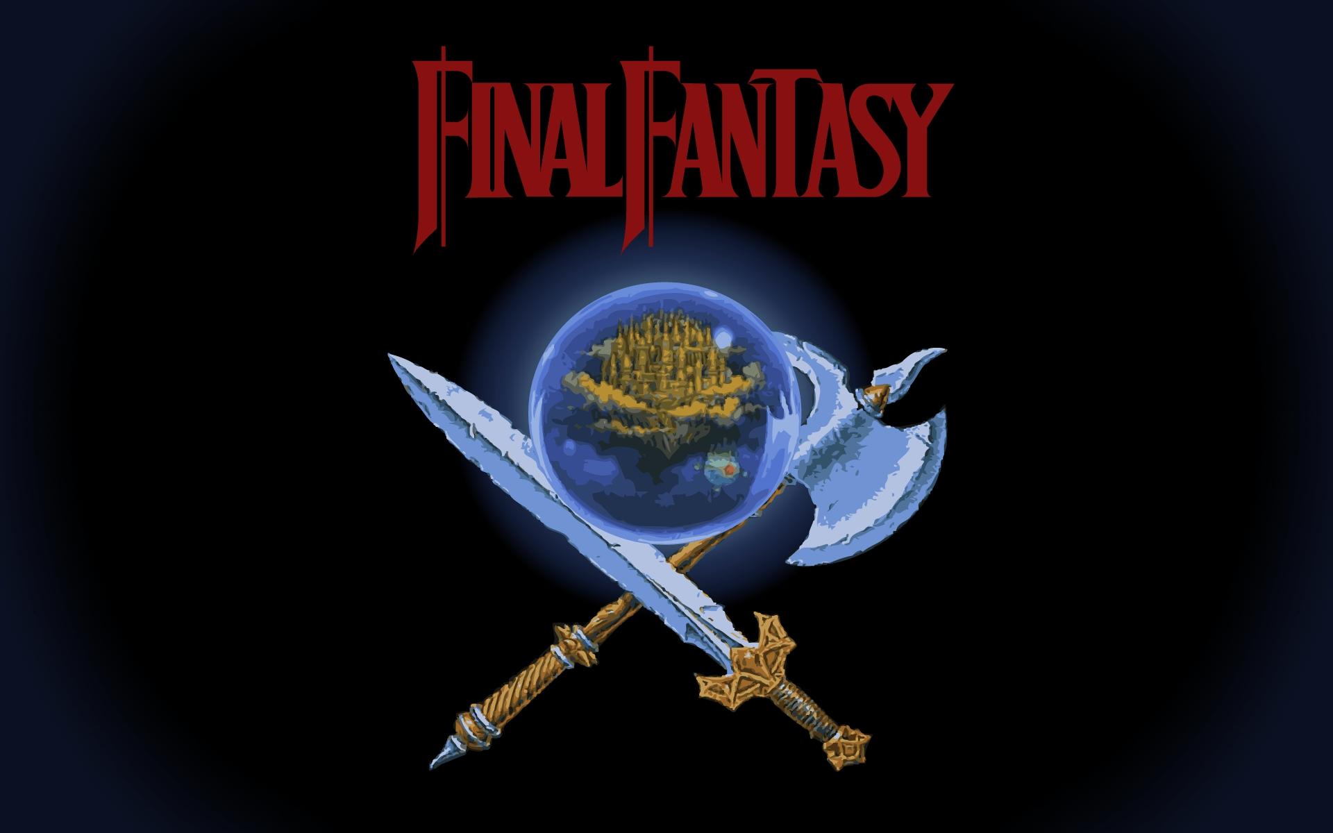 final fantasy 1 wallpapers - wallpaper cave