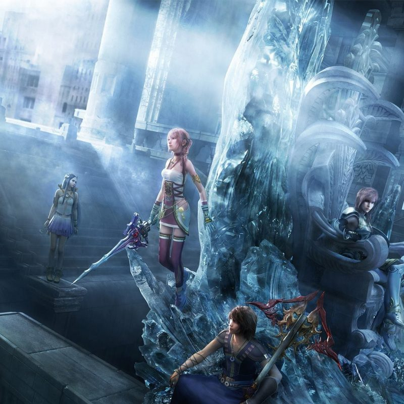 10 Latest Final Fantasy 13 2 Wallpaper FULL HD 1080p For PC Desktop 2018 free download final fantasy 13 2 full hd fond decran and arriere plan 1920x1080 800x800
