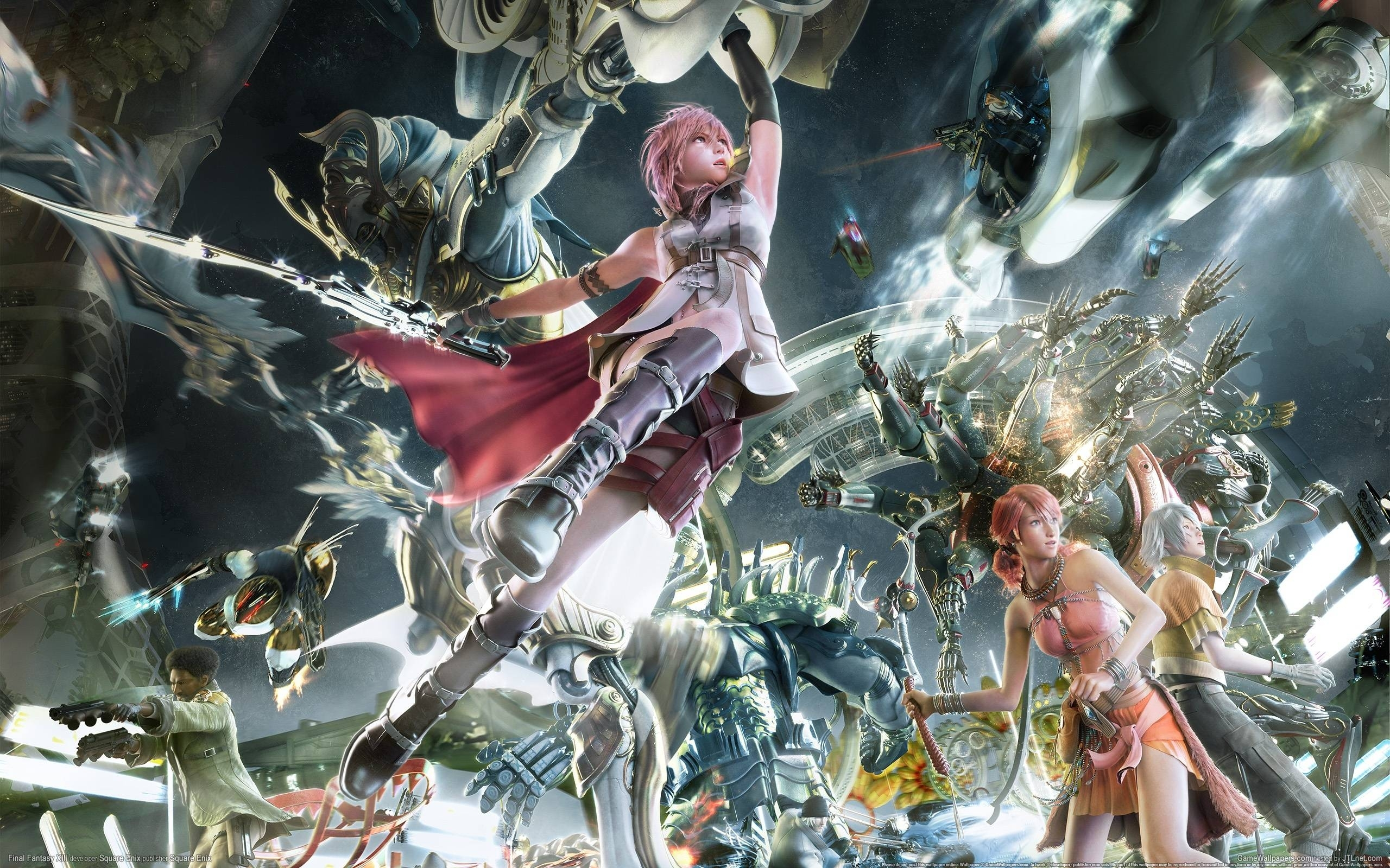 10 Most Popular Final Fantasy 13 Wallpaper 1920X1080 FULL HD 1080p For PC Desktop