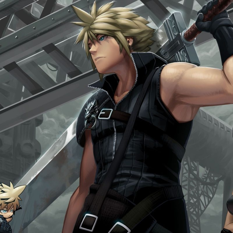 10 Most Popular Cloud And Tifa Wallpaper FULL HD 1080p For PC Background 2018 free download final fantasy cloud strife wallpapers group 64 800x800