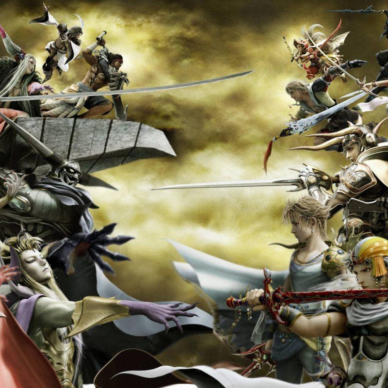 10 Most Popular Final Fantasy Dissidia Wallpaper FULL HD 1080p For PC Desktop 2018 free download final fantasy dissidia wallpapers wallpaper cave 1 800x800