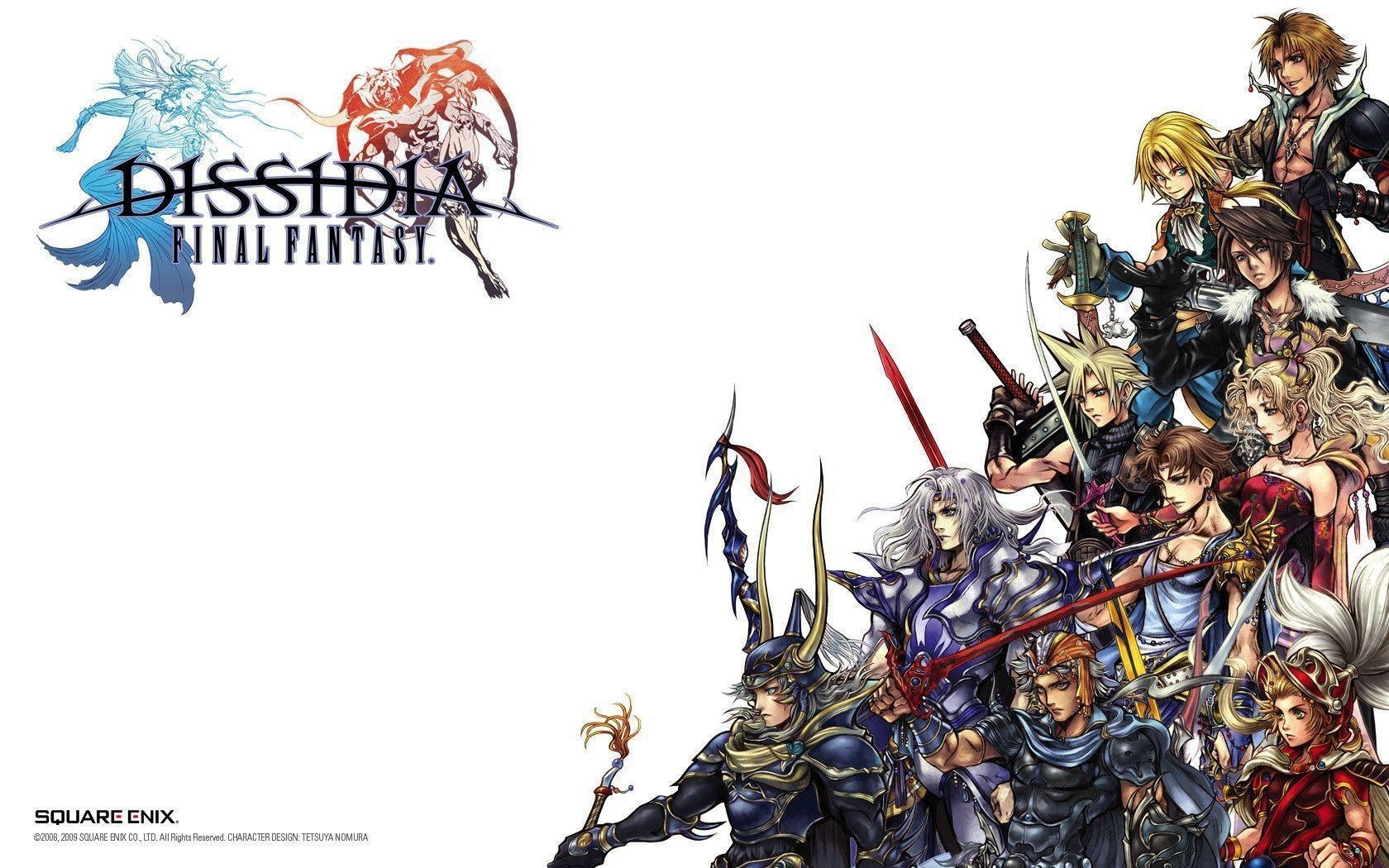 final fantasy dissidia wallpapers - wallpaper cave