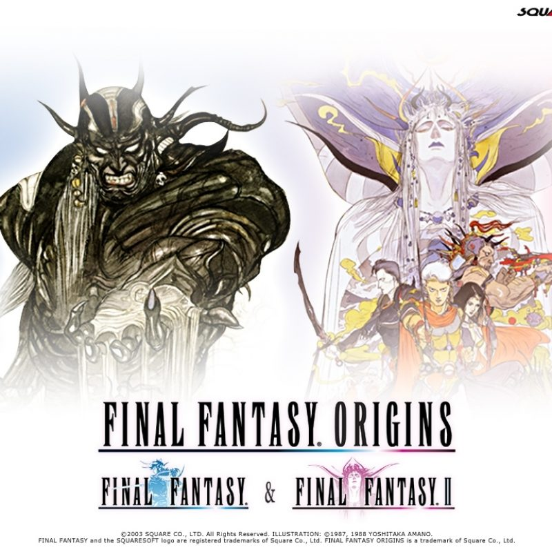 10 Top Final Fantasy 1 Wallpaper FULL HD 1080p For PC Background 2021 free download final fantasy origins fiche rpg reviews previews wallpapers 800x800