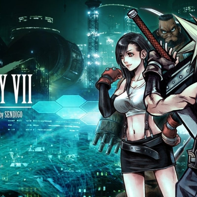10 New Final Fantasy Vii Wallpaper FULL HD 1920×1080 For PC Background 2020 free download final fantasy vii 20th anniversary wallpapersendigo on deviantart 800x800