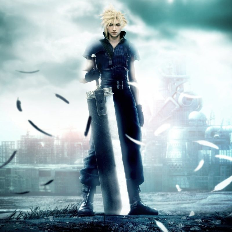 10 Latest Final Fantasy Cloud Wallpaper FULL HD 1920×1080 For PC Desktop 2018 free download final fantasy vii advent children full hd fond decran and arriere 3 800x800