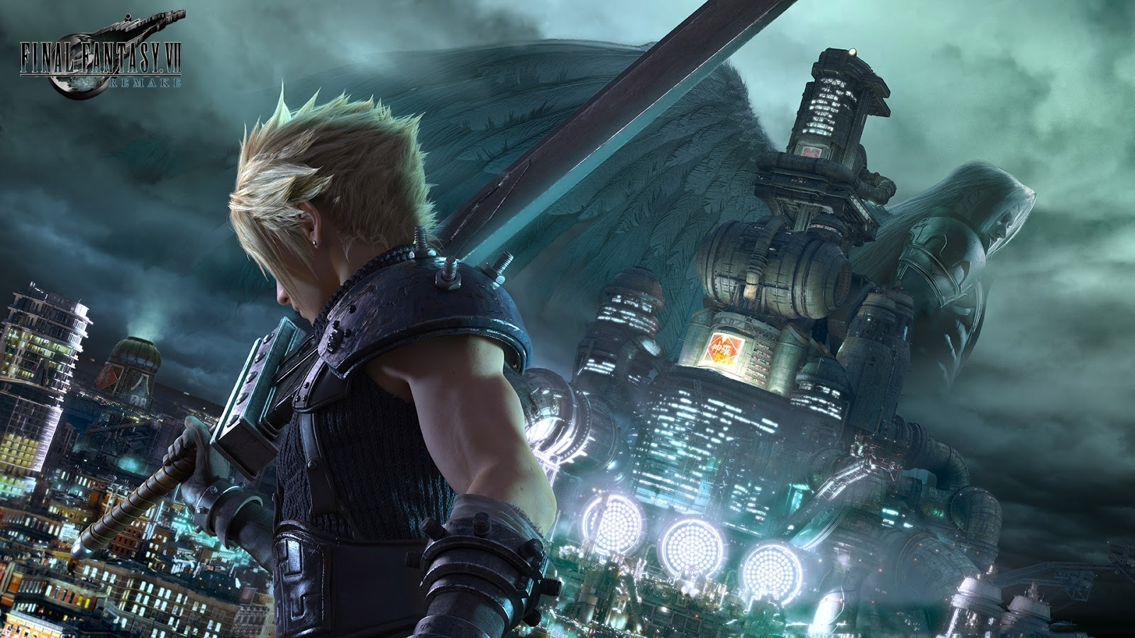 final fantasy vii remake hd wallpaper | manga council