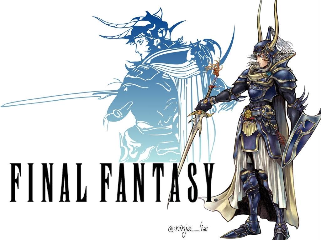 final fantasy wallpaperliz-farron on deviantart