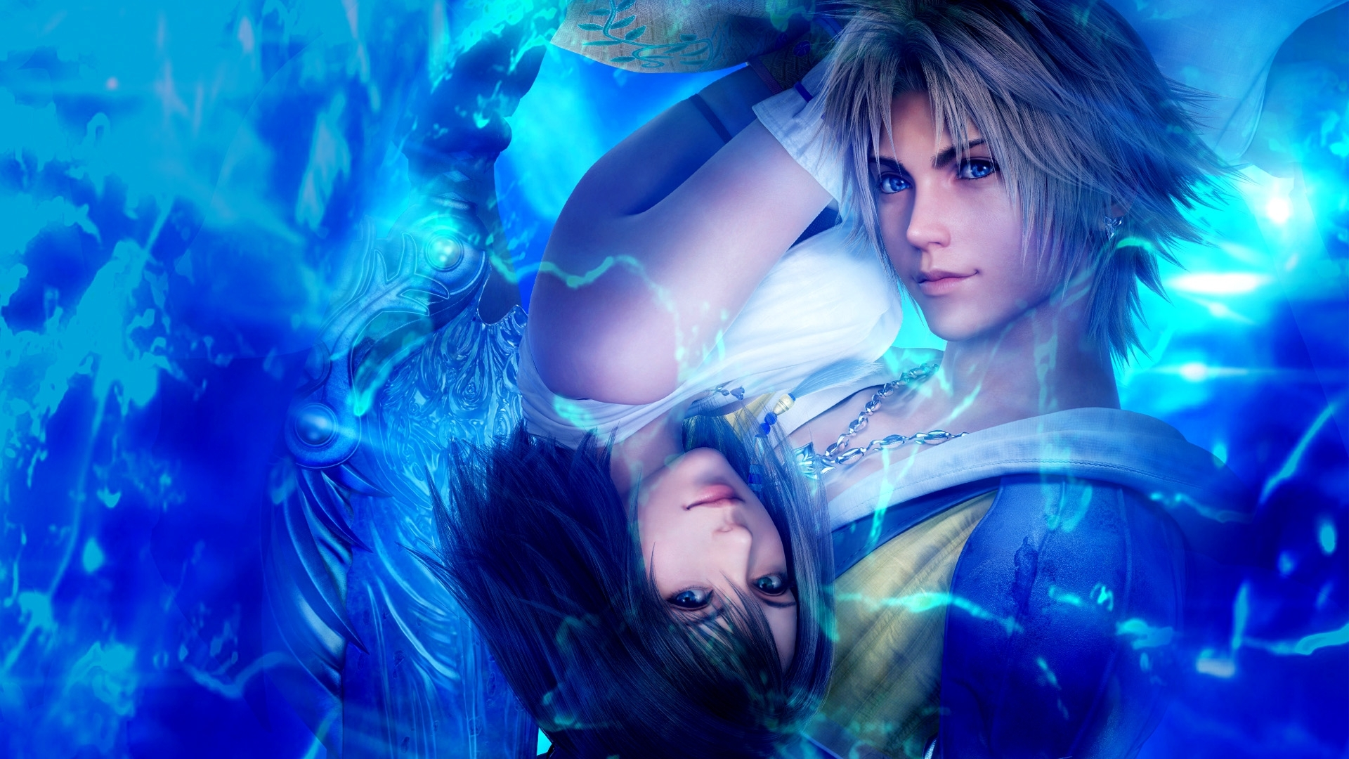 final fantasy x/x-2 remaster wallpaper full hd fond d'écran and