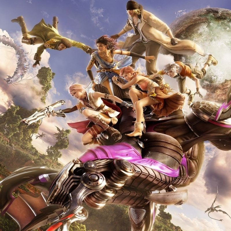 10 Most Popular Final Fantasy 13 Wallpaper 1920X1080 FULL HD 1080p For PC Desktop 2020 free download final fantasy xiii 468109 walldevil 800x800