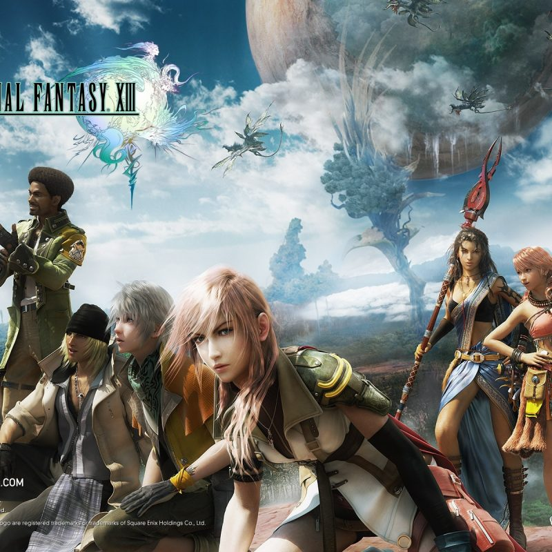 10 New Final Fantasy 13 Hd FULL HD 1080p For PC Background 2020 free download final fantasy xiii all things final fantasy 800x800