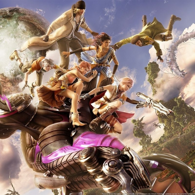 10 New Final Fantasy 13 Hd Full Hd 1080p For Pc Background 2019 Free