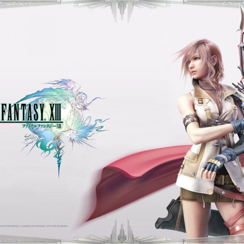 10 Most Popular Final Fantasy 13 Wallpaper 1920X1080 FULL HD 1080p For PC Desktop 2021 free download final fantasy xiii k j life 800x800