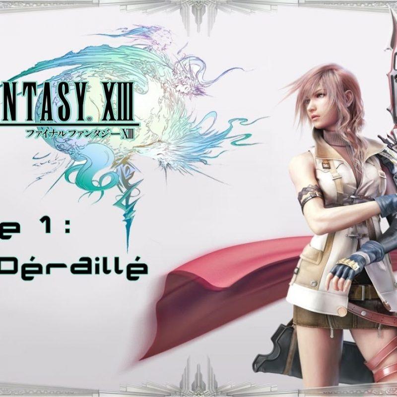 10 New Final Fantasy 13 Hd FULL HD 1080p For PC Background 2020 free download final fantasy xiii la serie episode 1 destin deraille 800x800