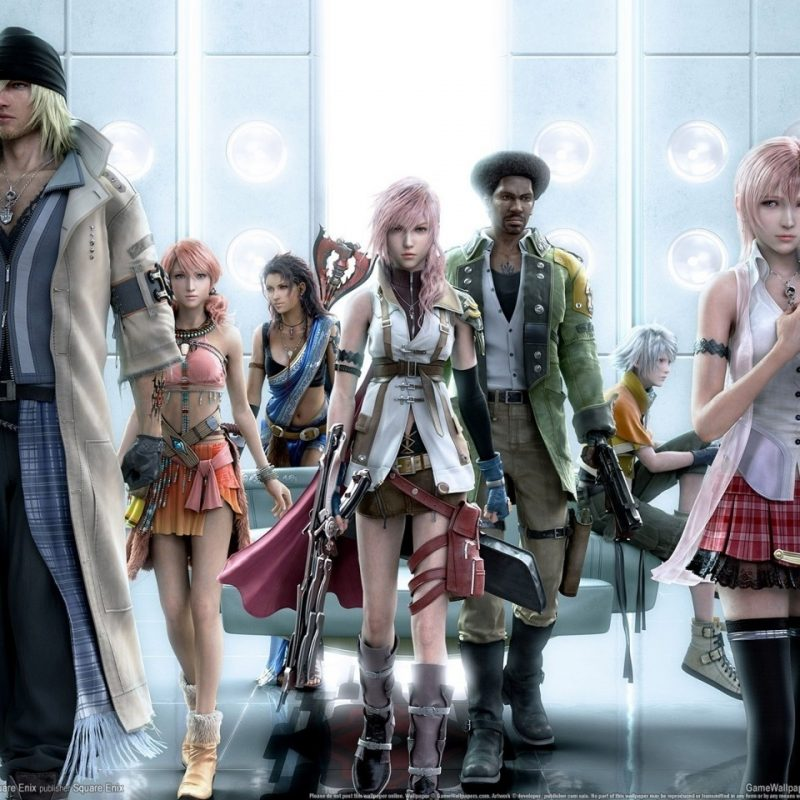 10 New Final Fantasy 13 Hd FULL HD 1080p For PC Background 2020 free download final fantasy xiii un patch pour le full hd 800x800